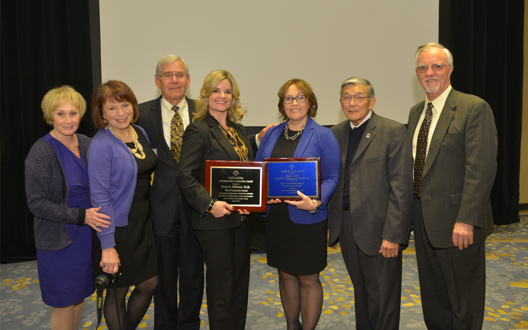 Council of University Transportation Centers Honors Nine