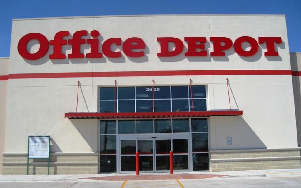 Bureau blanc office depot boutique office depot viking tiroir de