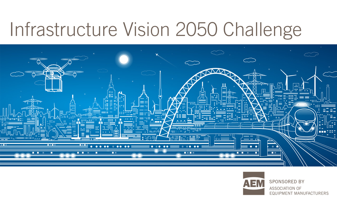 AEM Launches $150,000 Infrastructure Vision 2050 Challenge