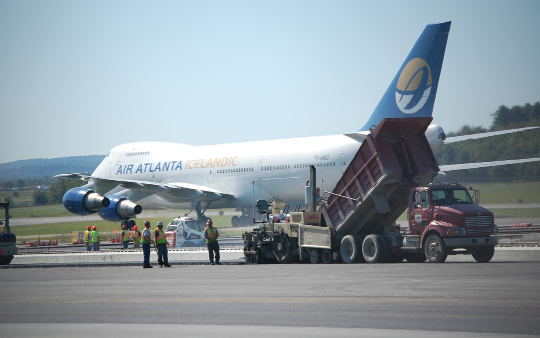 House Panel Approves Boost in Airport Infrastructure