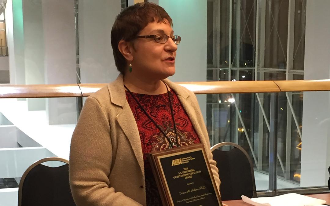 University of Wisconsin Professor Wins Prestigious National Award