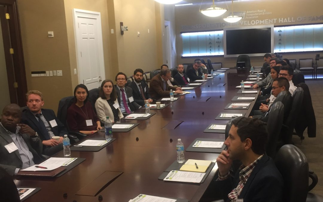 P3 Young Professionals Meet in DC for Roundtable Discussion