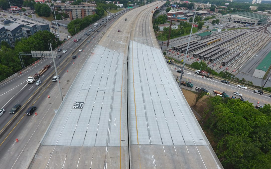 I-85 in Atlanta Reopened to Traffic Ahead of Schedule
