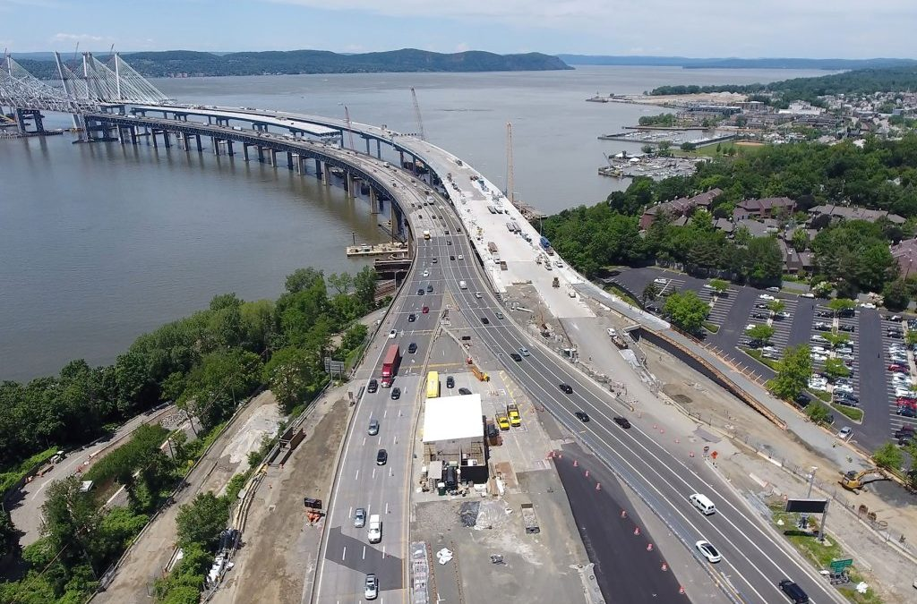 First Span of New NY Bridge Set to Open