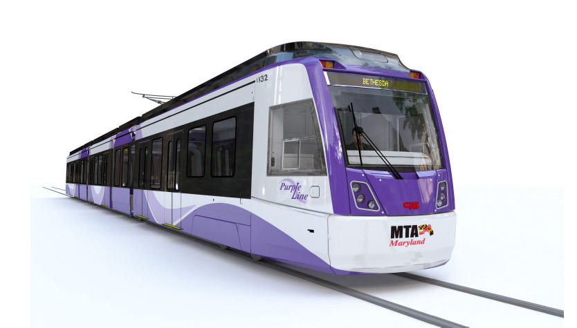 Purple Line Neighbors Try Again to Stop $6 Billion P3 Project