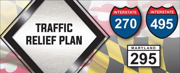 Maryland Announces $9 Billion P3 Highway Expansion