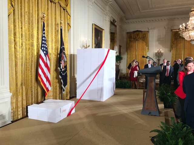 ARTBA Attends White House Transportation Meetings