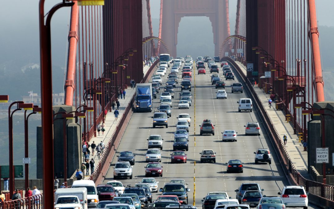 New Transportation Law to Boost California Economy by $183 Billion