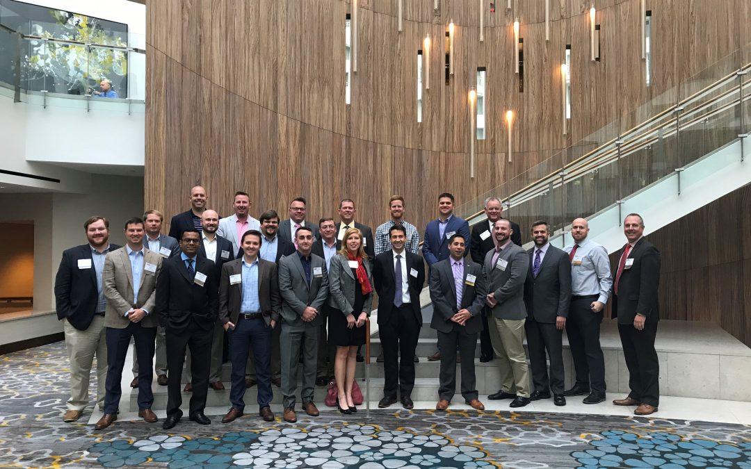 ARTBA's 2018 Industry Leader Development Program Fellows Push Permanent Highway Trust Fund Solution
