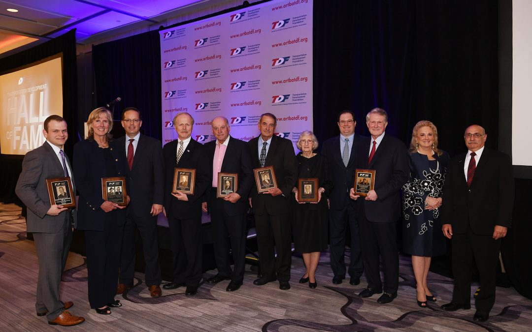 ARTBA Foundation Honors Hall of Fame Inductees