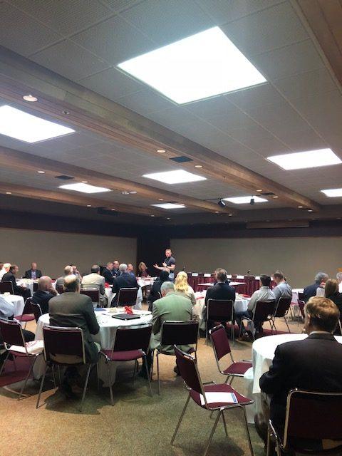 ARTBA Hosts Engineering Issues Luncheon at WASHTO