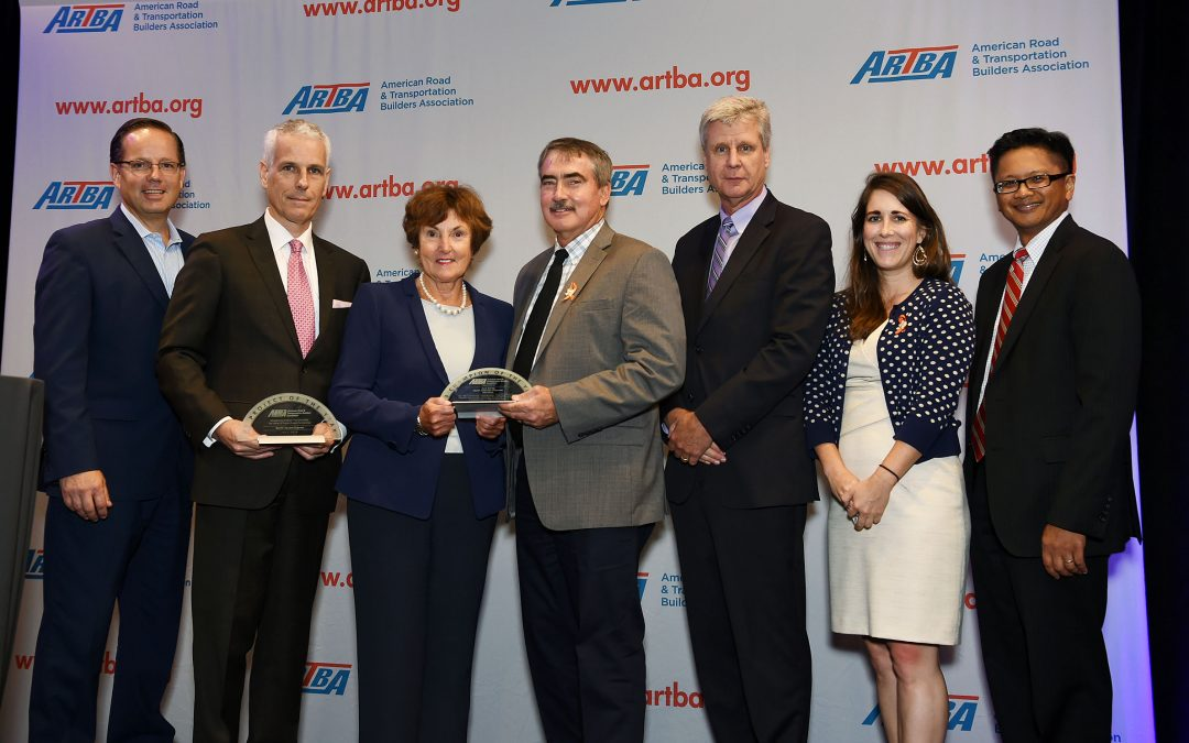 Meridiam Infrastructure's Jane Garvey & North Tarrant Express Project Receive P3 Awards