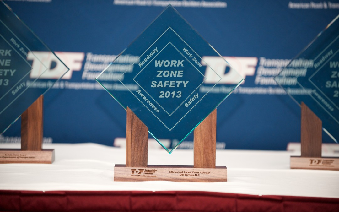Roadway Work Zone Safety Awareness Awards Deadline Extended to August 1.