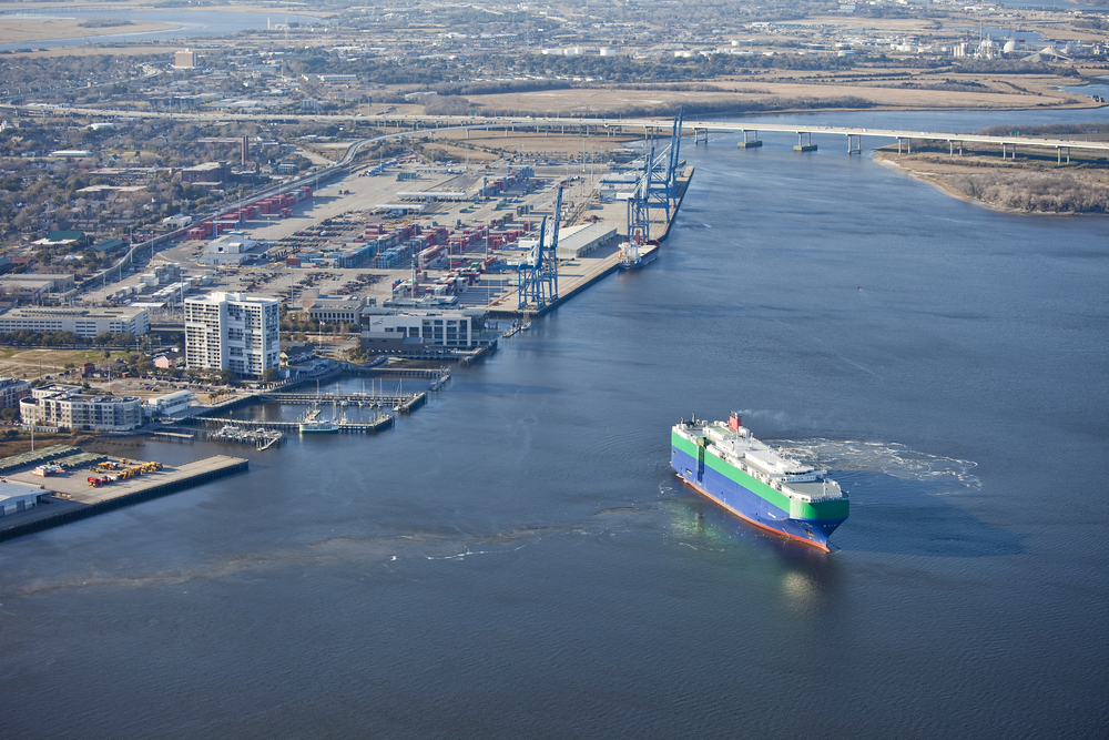 House Approves Ports & Waterways Bill
