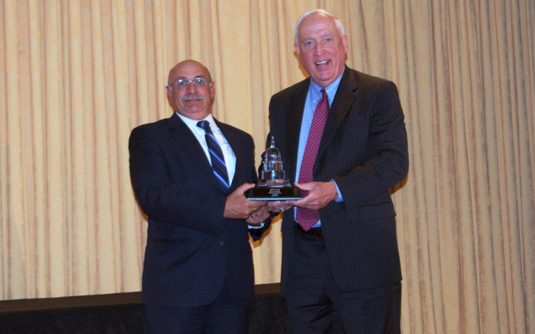 HNTB's Paul Yarossi Recognized with ARTBA's Highest Honor