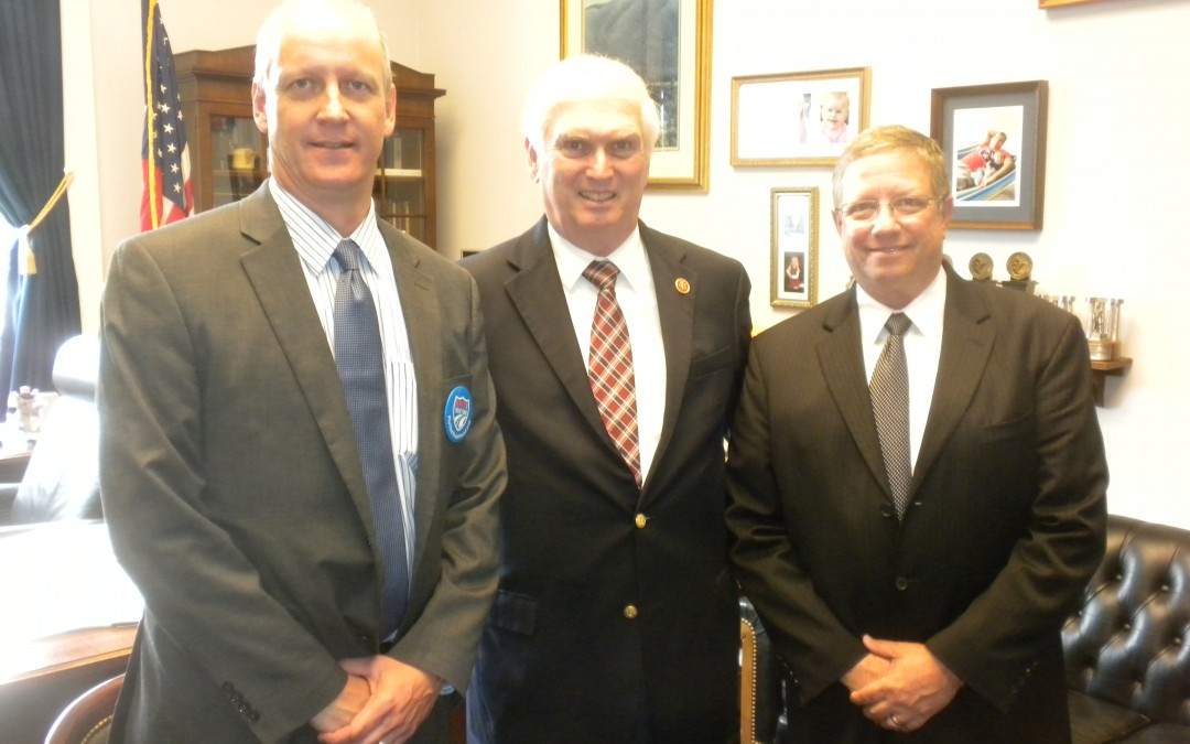 ARTBA P3 Leaders Take Message to Capitol Hill