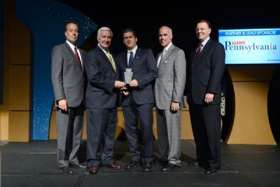 Volvo CE Honored for Job Creation
