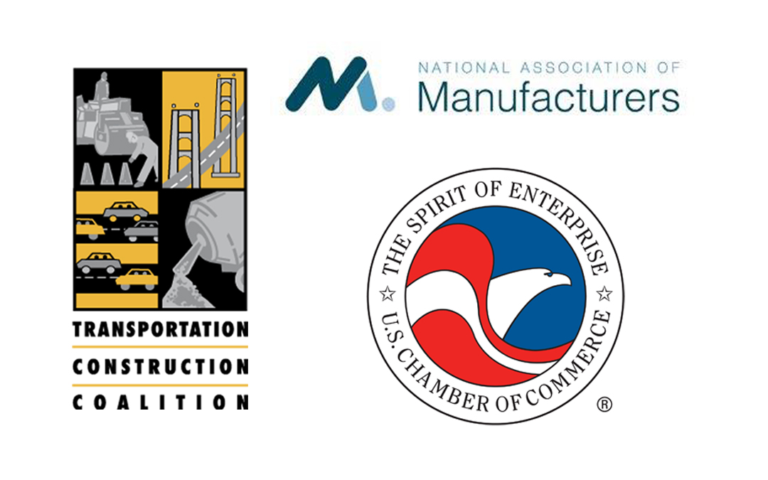 Business & Transportation Industries Press Congress on Infrastructure Investment