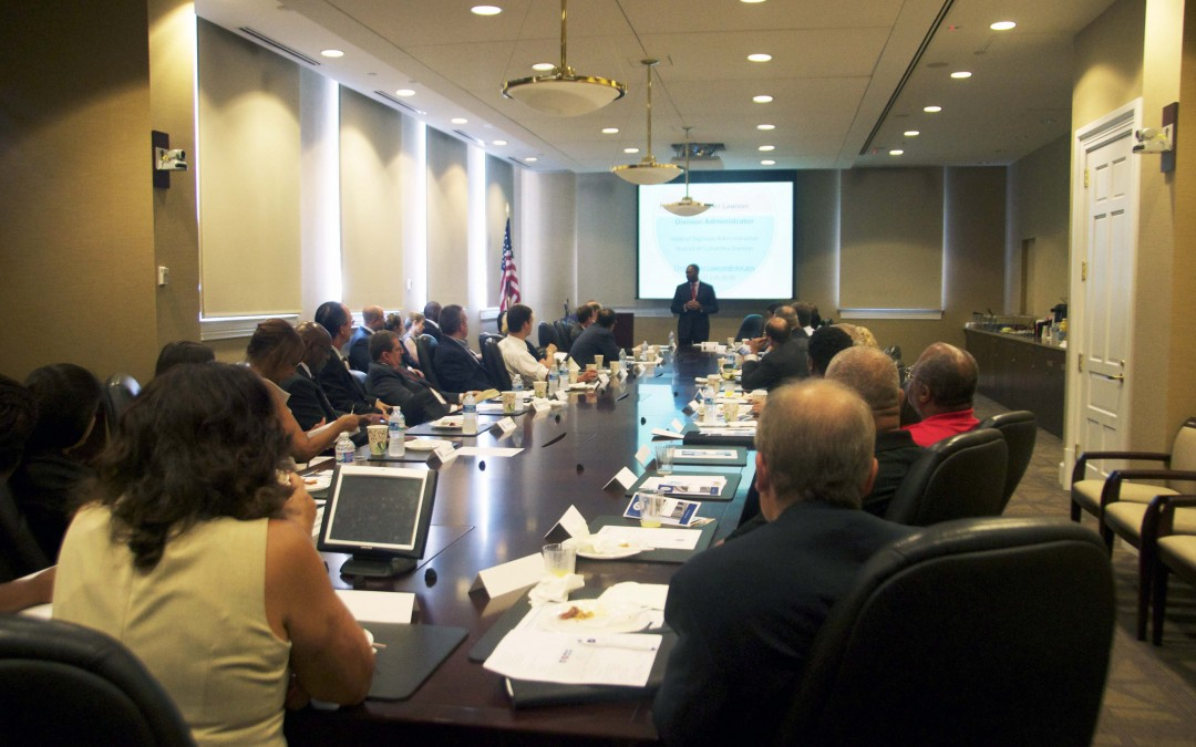 Top Public Officials Discuss D.C.'s Transportation Future with MWRTBA