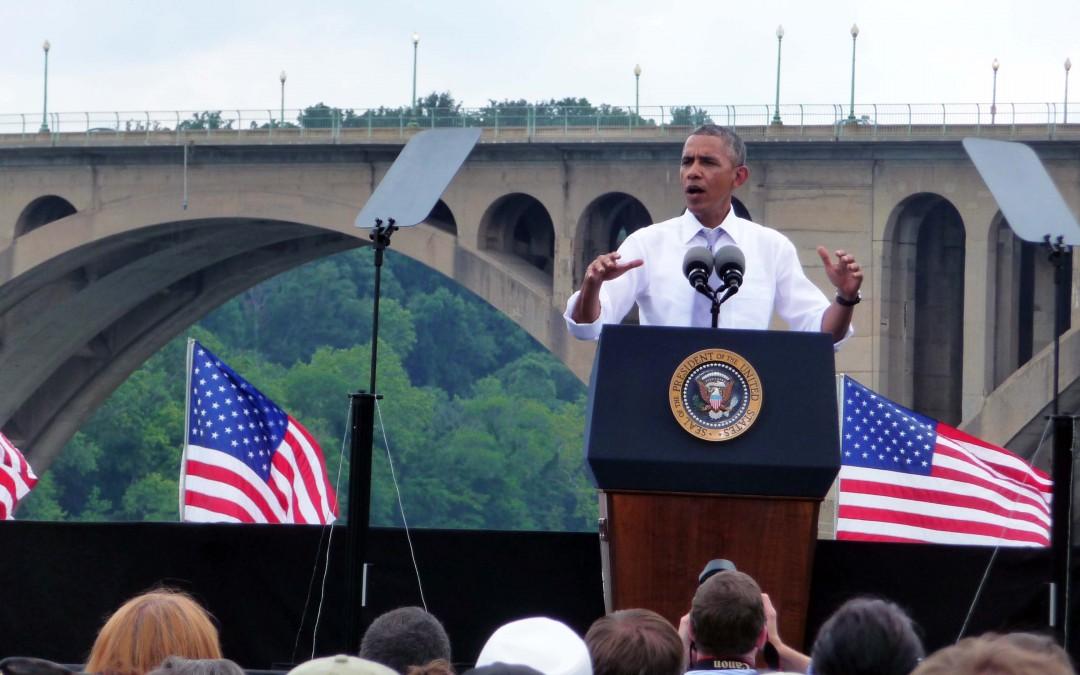 Obama Puts Heat on Congress to Address Highway Trust Fund