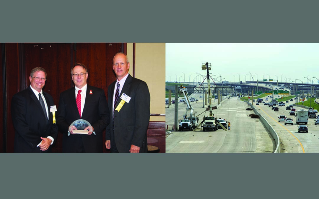 Dallas Highway Project & Texas DOT's Zapalac Honored with ARTBA P3 Awards