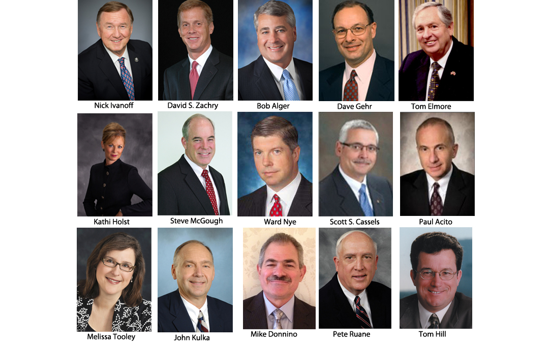ARTBA Announces 2014-15 Executive Committee Officers