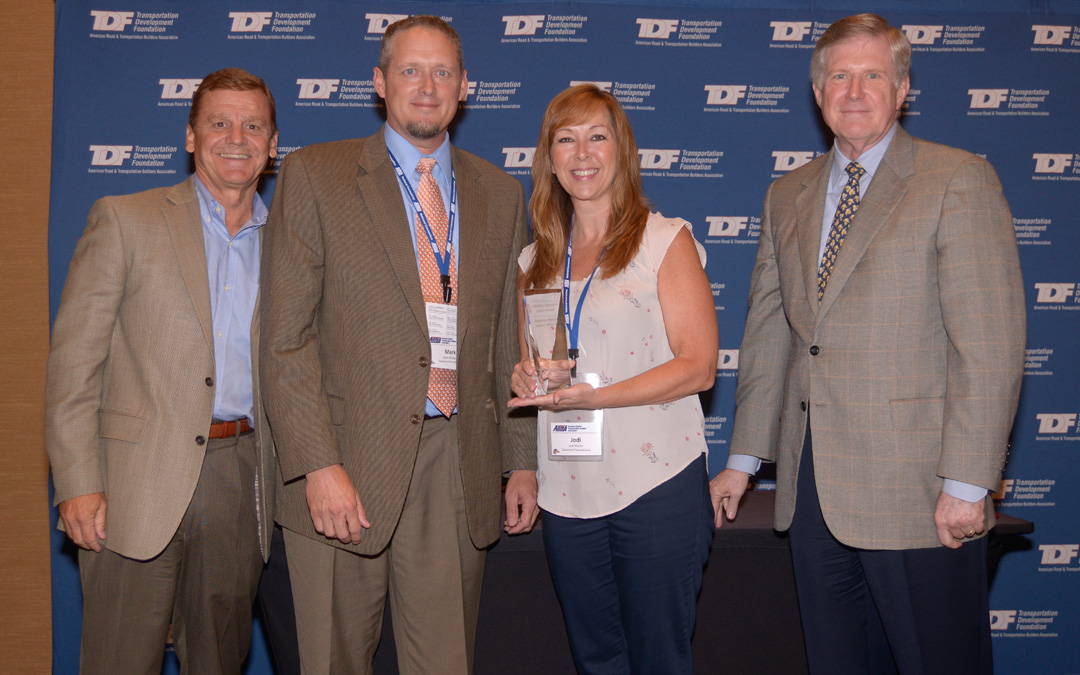 Contractors from Tennessee, Virginia & Missouri Receive National Safety Awards