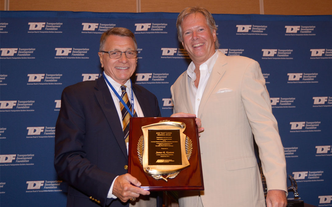Six Honored for Industry Leadership