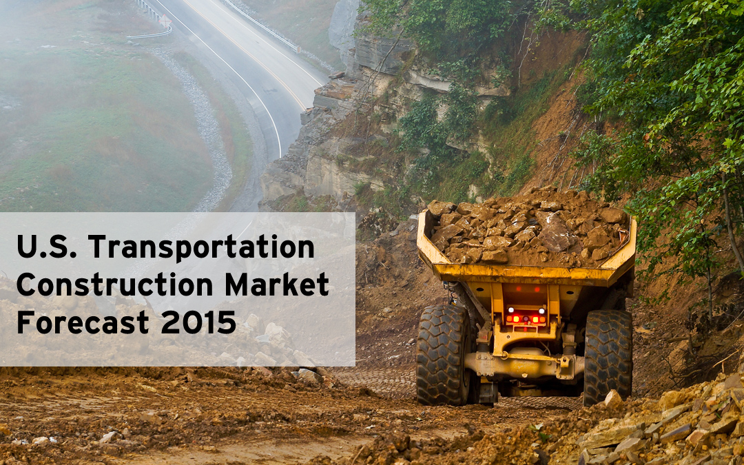 Modest 2015 Growth for U.S. Transportation Infrastructure Market, ARTBA Chief Economist Says