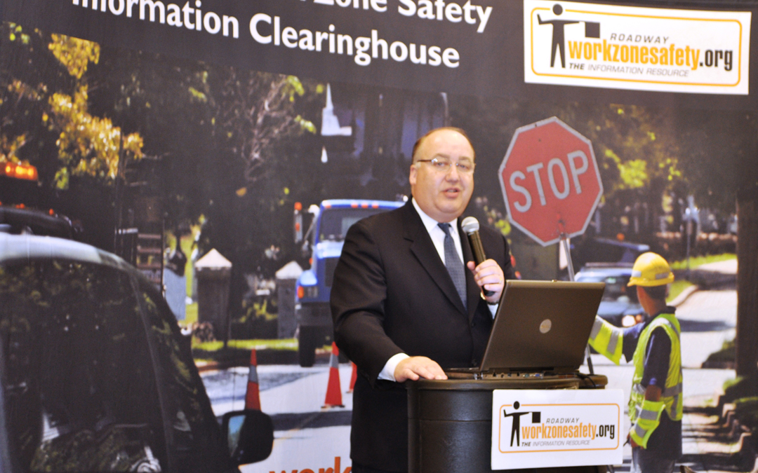 ARTBA Work Zone Safety Event at 2015 World of Asphalt