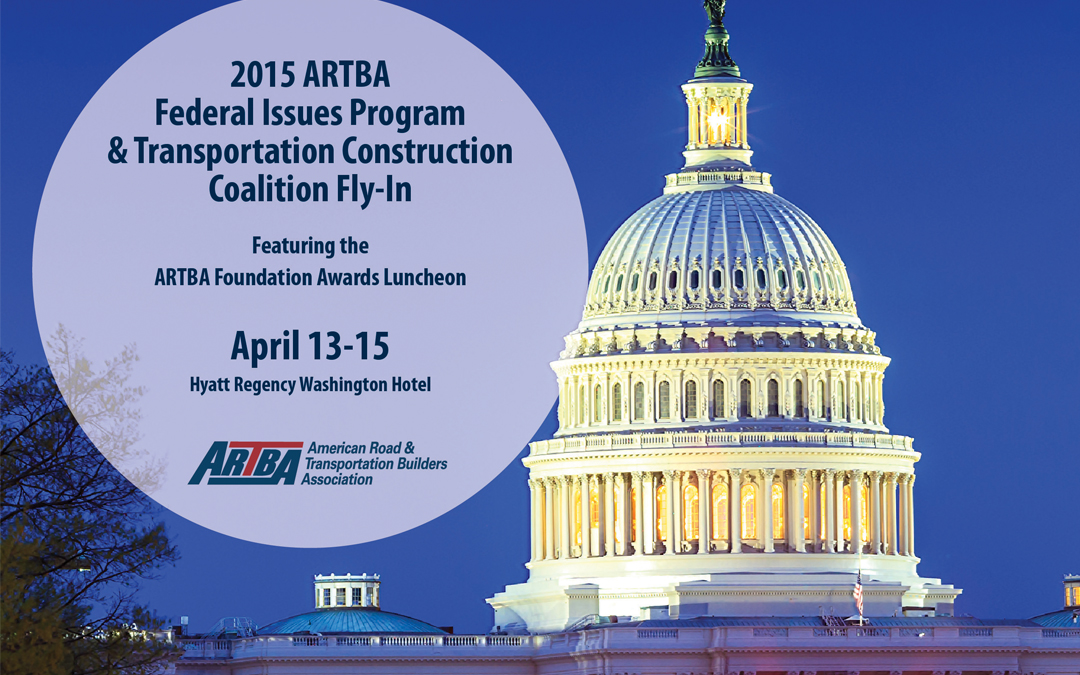 ARTBA Federal Issues Program: Chairman's Message