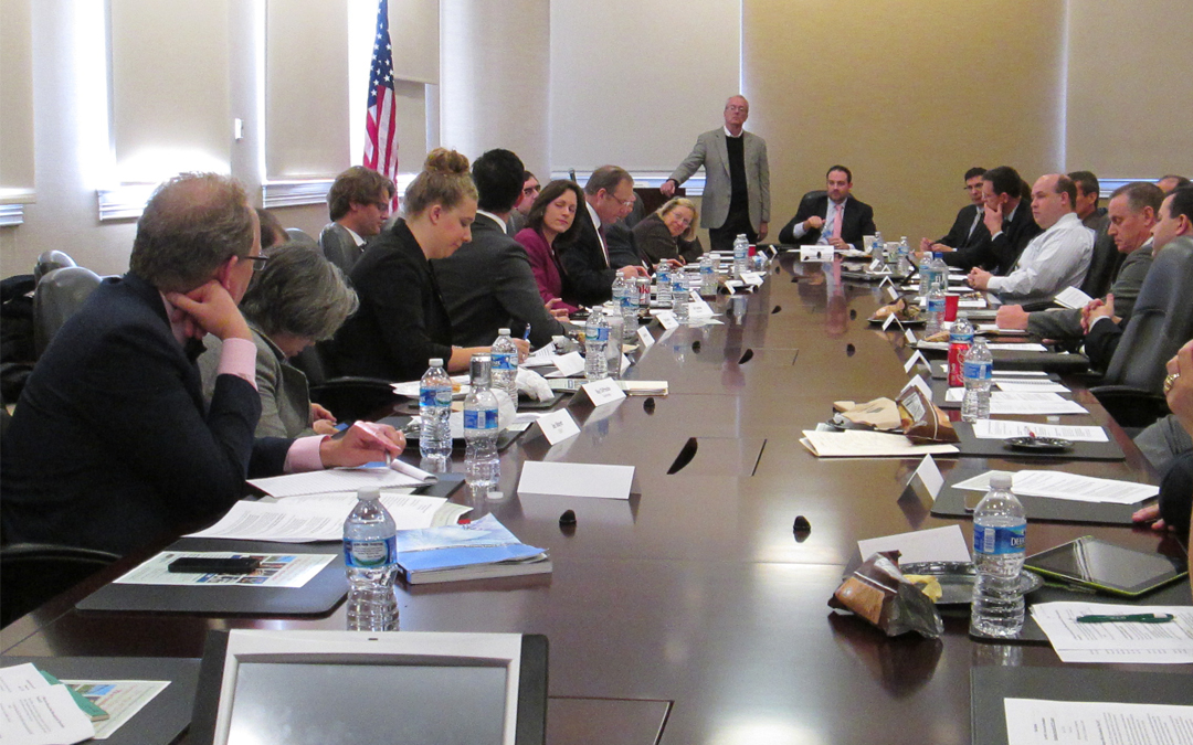 ARTBA Hosts Prestigious P3 Roundtable Event