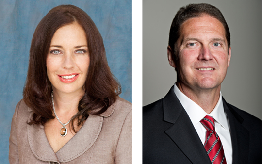 Tencate's Wally Moore & RS&H's Lisa Roberts Appointed to ARTBA Board