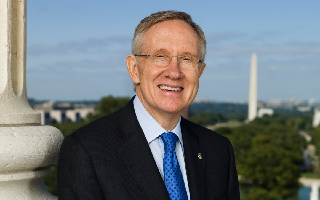 Senate Minority Leader Harry Reid to Retire