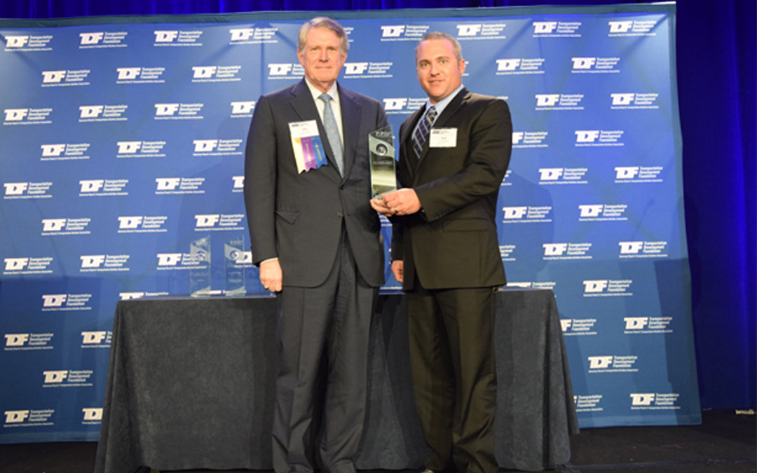 Private Firms & Public Agencies Honored Project Environmental Excellence