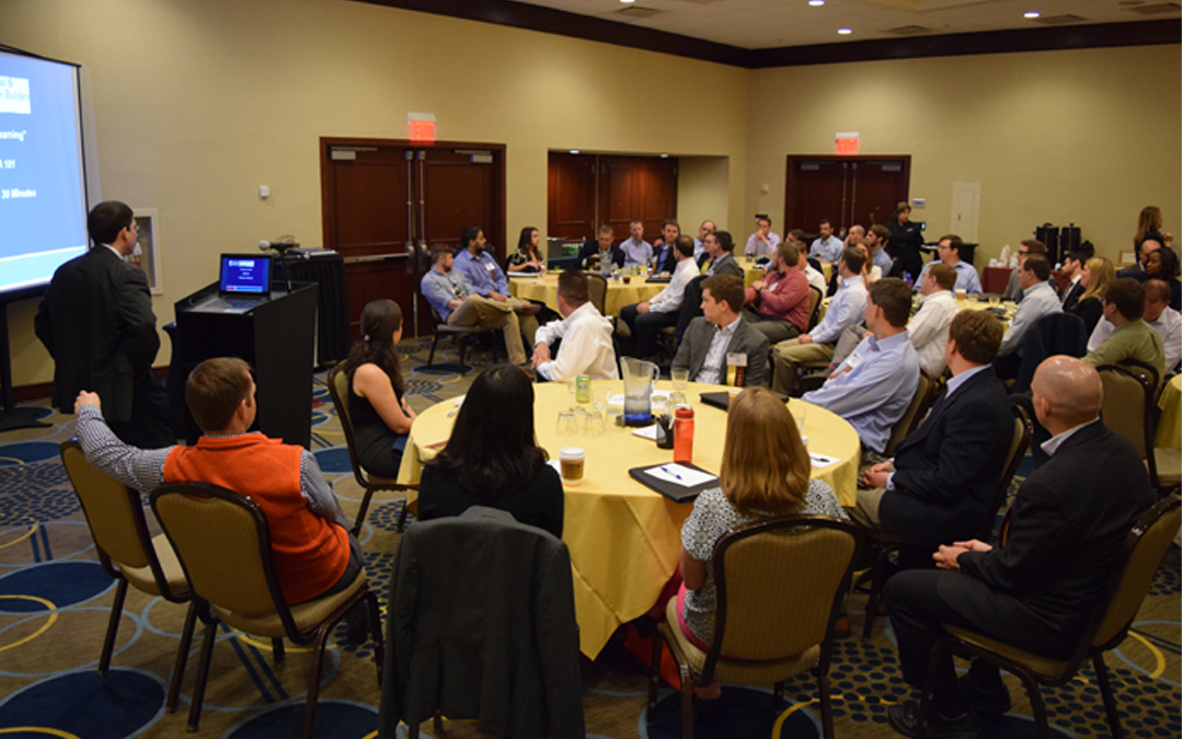 "Industry's ""Rising Stars"" Discuss Highway Trust Fund and Other Policy Issues During 20th Annual Young Executive Development Program"