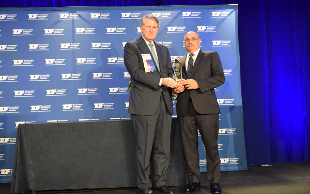 "HNTB is Overall Winner of Inaugural ARTBA Foundation ""Helping Hand"" Award"
