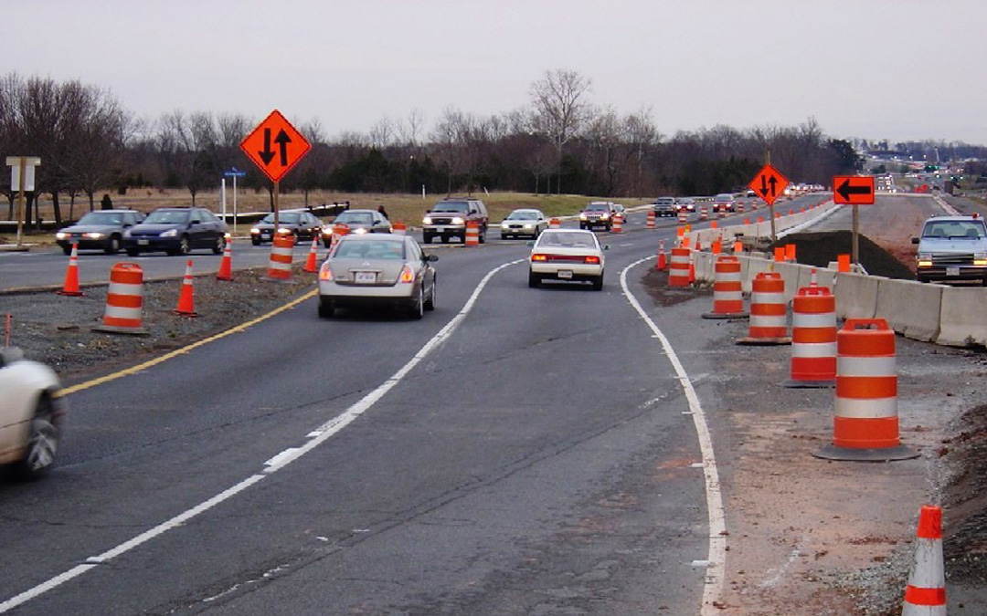 Survey Aims to Improve Highway Work Zone Safety