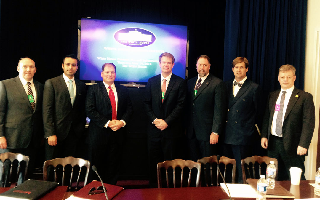 ARTBA Leaders Attend White House Transportation Event