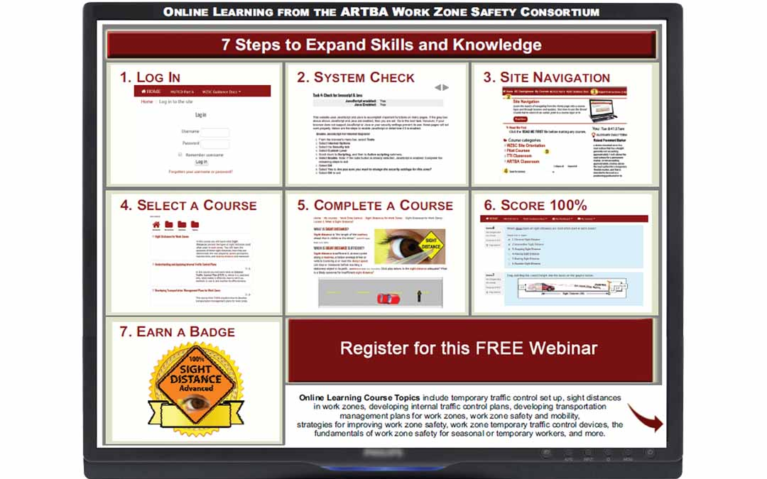 Free ARTBA Webinar June 2 Explains New Online Safety Learning Management System