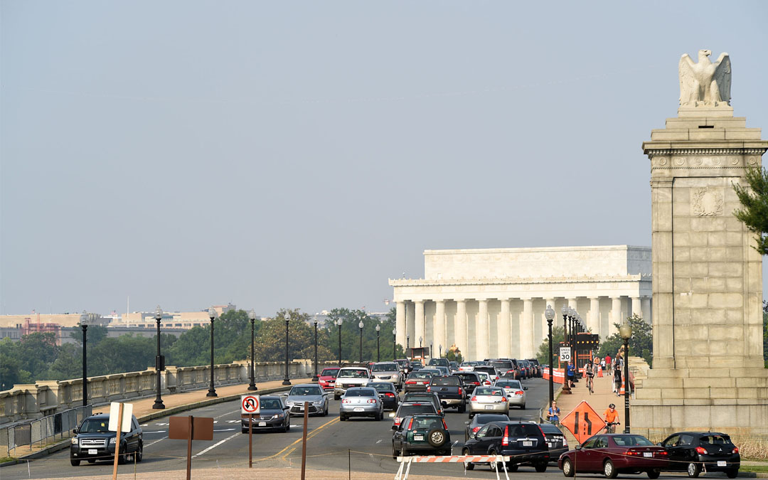 Symbol of Failure: Arlington Memorial Bridge Repair Bids Opened June 18