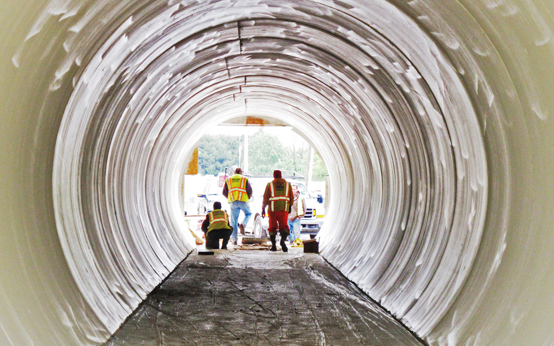 ARTBA Offers Confined Spaces in Transportation Construction Webinar