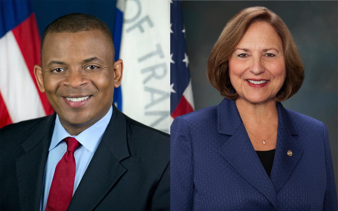 U.S. Transportation Secretary, Nebraska Senator Push for Bipartisan Work on Transportation Bill