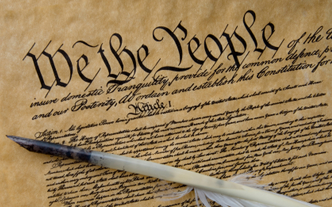 Constitution's 228th Anniversary Should Inspire Congress