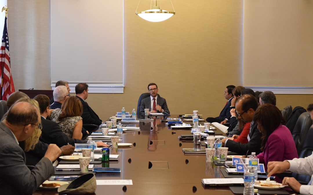 Local Transportation Professionals Talk P3s with D.C. Deputy Director of Policy