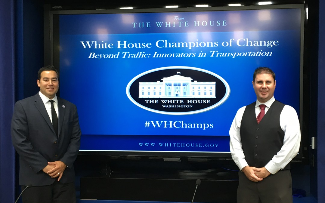 ARTBA Member & Staff Attend White House Transportation Champions of Change Event
