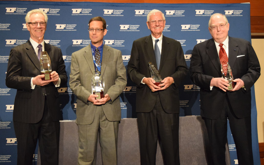ARTBA Foundation Announces 2014 & 2015 Hall of Fame Inductees