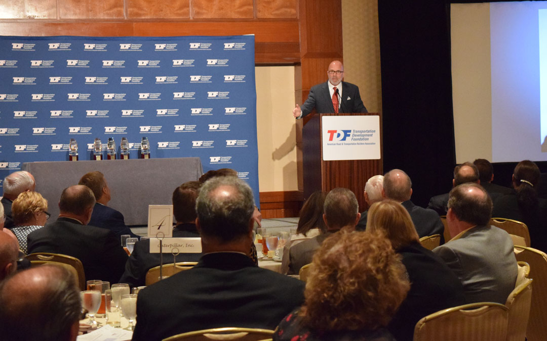 Smerconish Details Divided America in ARTBA Foundation Lunch