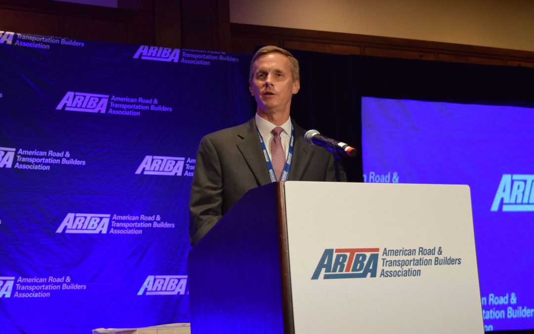 Zachry Corporation Chief David Zachry Elected 2015-2016 ARTBA Chairman