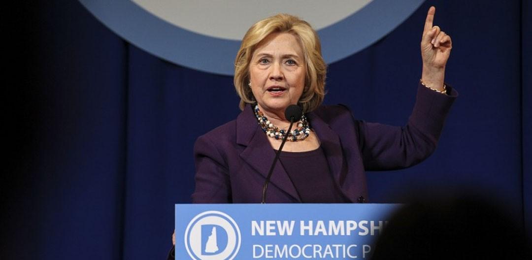 Clinton Campaign Unveils Infrastructure Plan